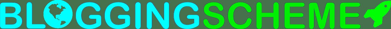 Blogging Scheme